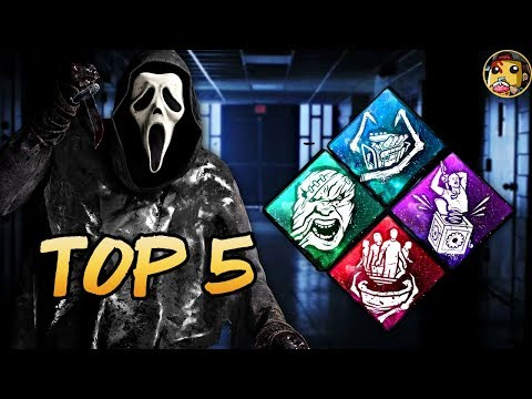 Dead By Daylight - Top 5 Killer Perks You Need For Beginners!