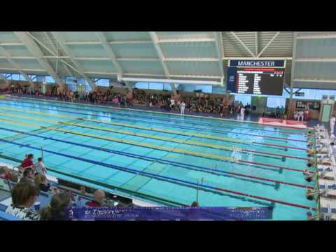 Lancashire County Swimming Championships 2017 Session 3