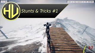 Descenders: Stunt Compilation #1