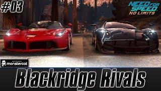 Need For Speed No Limits: Blackridge Rivals (Season 9) [Day 3]
