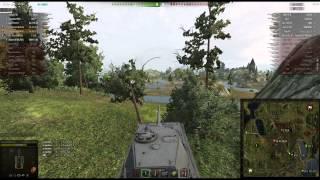 Тапки, Пантерка 8.8 и другие ~ Tiberian39 [World of Tanks]