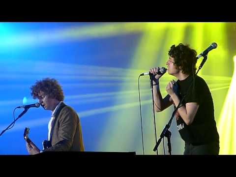 The Kooks - See The Sun & Saboteur live HD @ CLMF 2011 Coke in Cracow, Poland