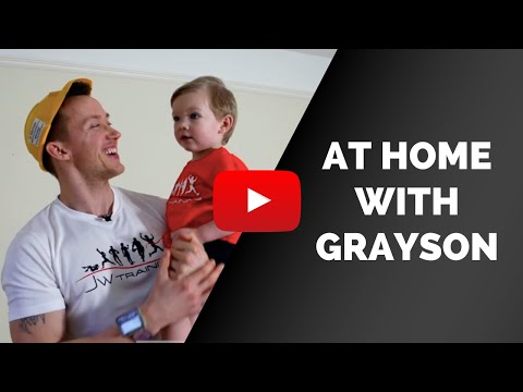 At Home With Grayson