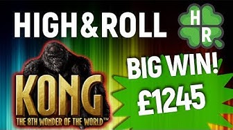 Play King Kong Slot Machine Online (Playtech) Free Bonus Game