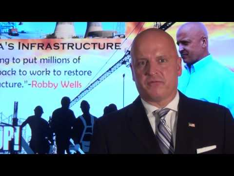 ROBBY WELLS ON CREATING MILLIONS OF JOBS