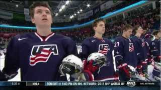 USA beats Canada 5-1 at WJC 1/3/2013