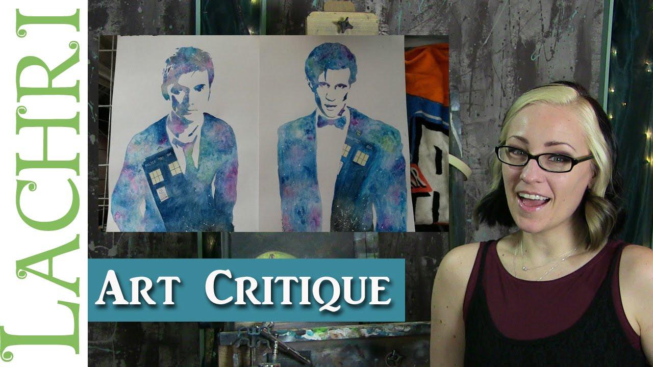 art critque