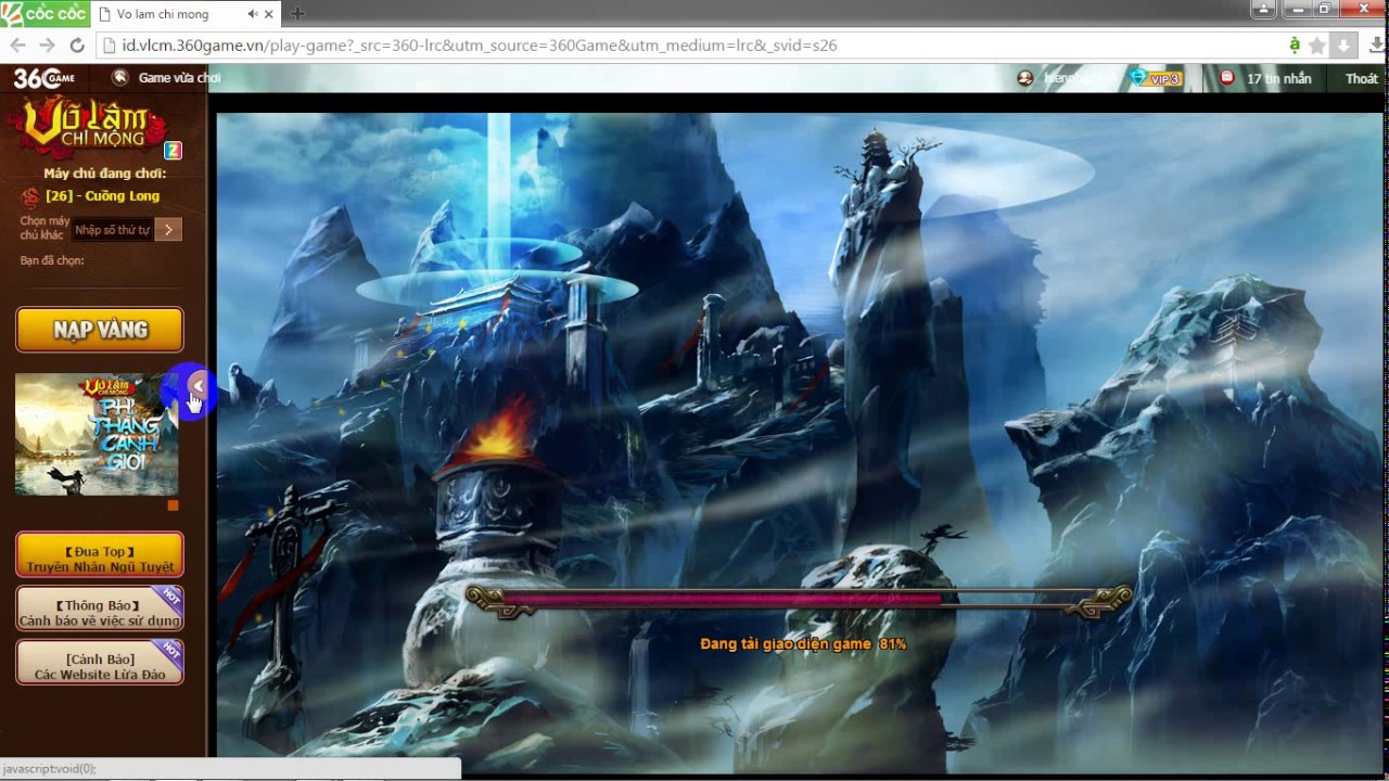 Bug đổi nguyên liệu VLCM ... chia sẻ code bug game vlcm bằng WPE