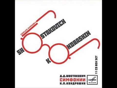 Shostakovich Symphony no 5 in D minor op 47 (Kirill Kondrashin)
