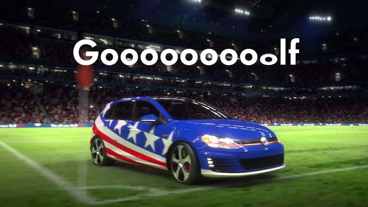 Vw Van Nuys >> Vw Golf Gti 2015 World Cup Goal Vw Van Nuys Los Angeles Youtube