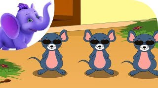 Classic Rhymes from Appu Series - Three Blind Mice