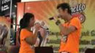 """Gita Gutawa & Dafi - Duet """"Dua Hati Menjadi Satu"""""""