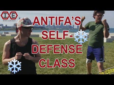Exercises in Futility - Self-Defense for Snowflakes