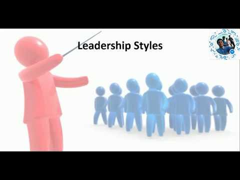 Types of Leadership Styles | Autocratic, Democratic/ Participative, Laizzes Fair and Bureaucratic.
