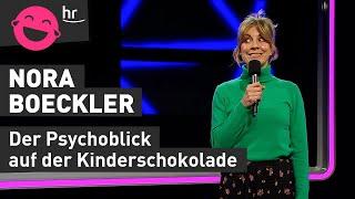 """Nora Boeckler: """"Lieber zehn Minuten geschämt als ein großes Geschenk gemacht"""""""
