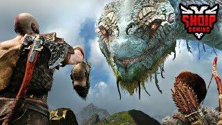 Dragoi Gjigant !! - God of War SHQIP SHQIPGaming