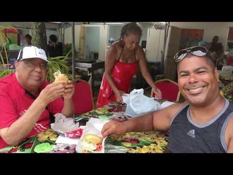 Sheldon and Edgar Jr. Trip to Trinidad 2017