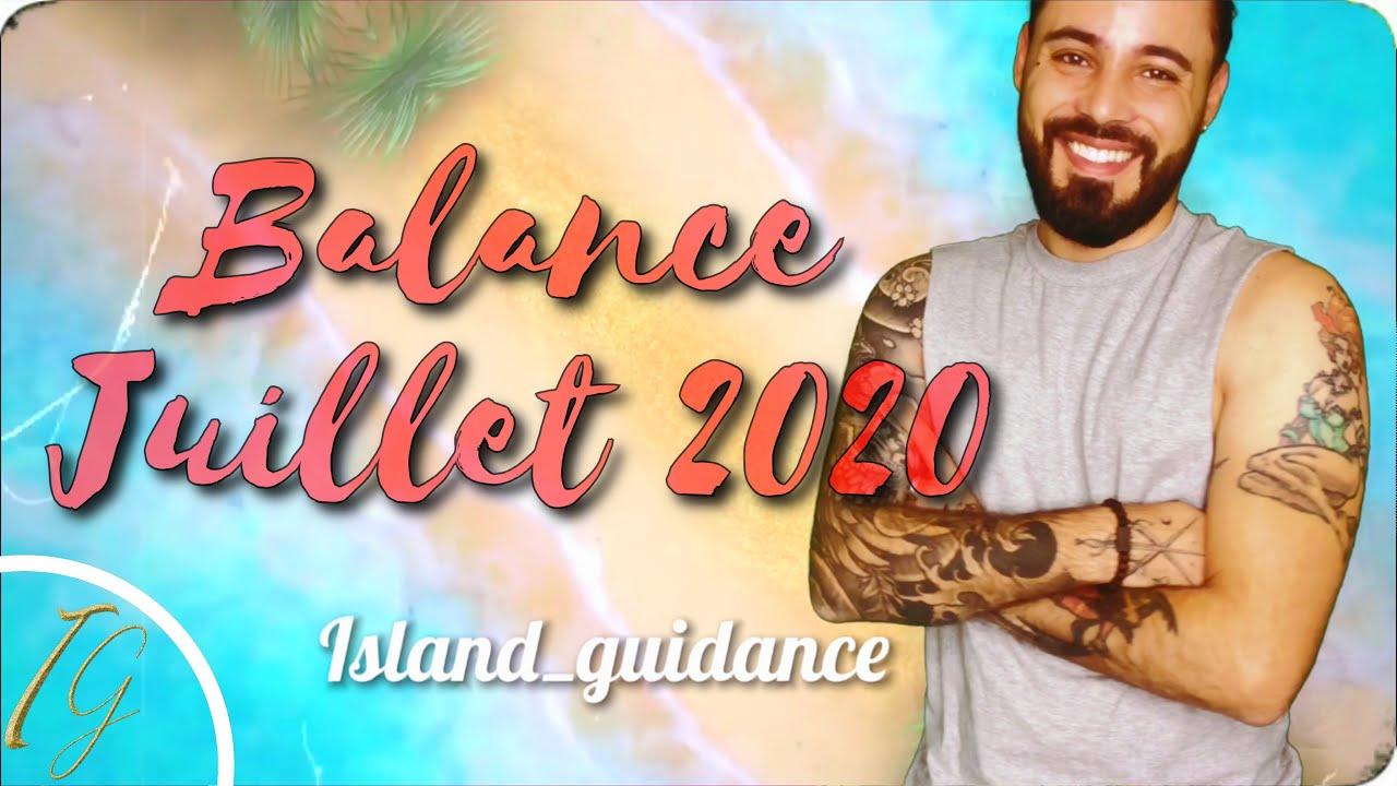 BALANCE Juillet 2020- La Renaissance