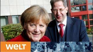WÜRFEL WOHL GEFALLEN: Merkel soll sich gegen Maaßen entschieden haben