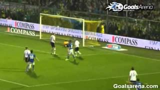 ユーロ2012 地区予選 イタリア対エストニア グループC