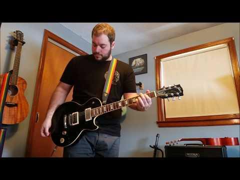 Blink 182 - Josie Guitar Cover