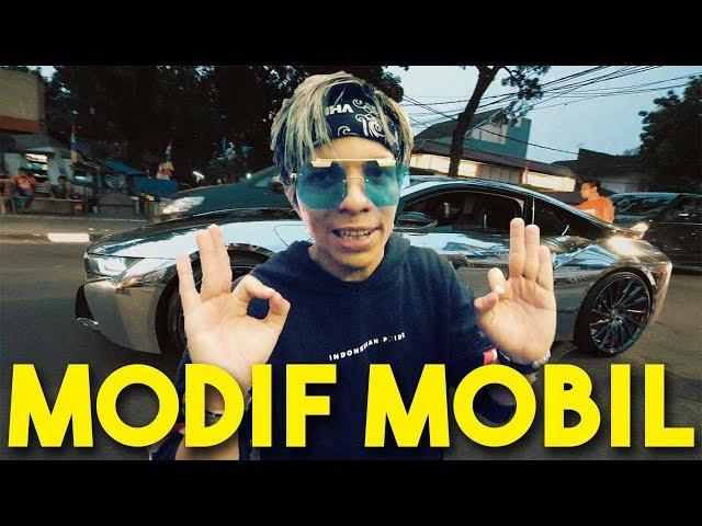 Uhh Sayanggg ???? MODIF MOBIL KU Hampir Kelarrr ????????