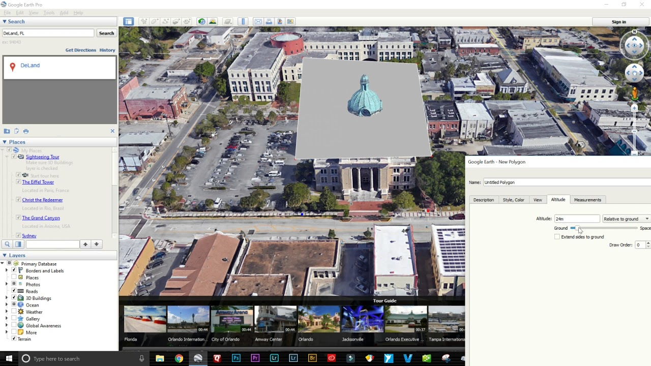 Virtual Litchi Mission Viewer (VLM) | DJI FORUM