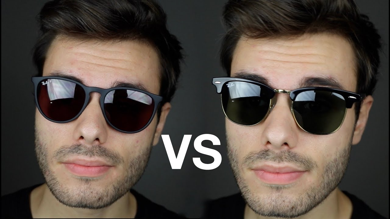 308270b37e Ray-Ban Erika vs Clubmaster - YouTube