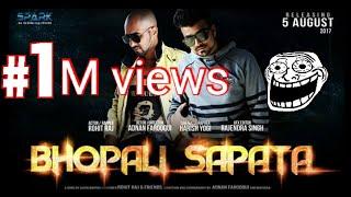 AASHIQ BHOPALI |ROHIT RAJ - BHOPALI SAPATA (THE WARNING ) #rohitraj