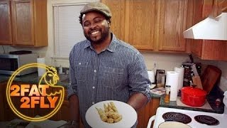 Ramone's Southern Fried Okra | 2 Fat 2 Fly | Oprah Winfrey Network