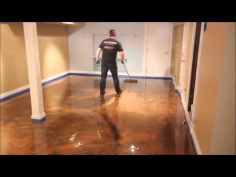 Aplicando piso personalizado youtube for Pisos con disenos 3d