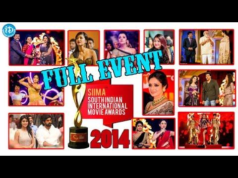 SIIMA 2014 Telugu Awards Full Event -  Malaysia