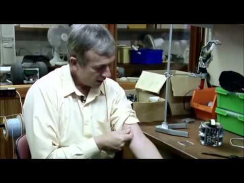 Prof. Kevin Warwick (Singularity)