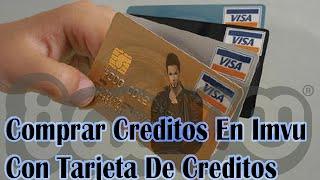 Como Comprar Ap. Vip y Créditos Con Tarjeta En IMVU 2016