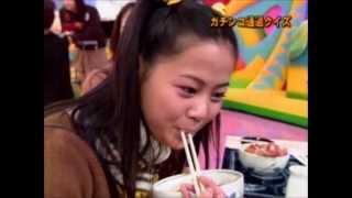 20040118 ハロモニ。ウルトラクイズ2004 『オリジナル海鮮丼を作れ!!』 ...