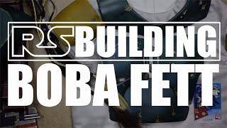 Building Boba Fett - Episode 2 - Fitting Vest Eyelets - RS Prop Masters