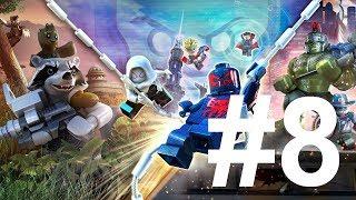 #8 Lego Marvel Super Heroes 2 PS4 Live