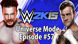 WWE 2K15 Universe Mode - Episode 57: Had Enough