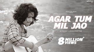 Gambar cover Agar Tum Mil Jao | Digvijay Singh Pariyar | Unplugged Cover | Zeher | Emraan Hashmi
