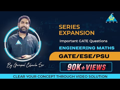 Series Expansion | Engineering Mathematics