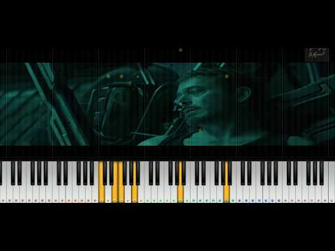 Avenger 4 : End Game Official Trailer ||  Music || Piano Version (Tutorial ) by Piano_World thumbnail