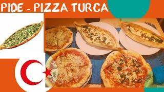 PIDE - Pizza Turca- Akemitika