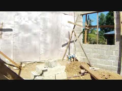 The Burgos Church Expansion Is Coming Along Nicely With Your Help A BlindOwl Outdoors Expat Philippi