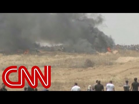 CNN analyst: Protests, reaction in Gaza predictable