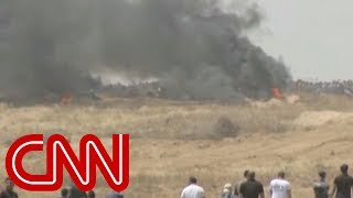 CNN analyst: Protests, reaction in Gaza predictable thumbnail