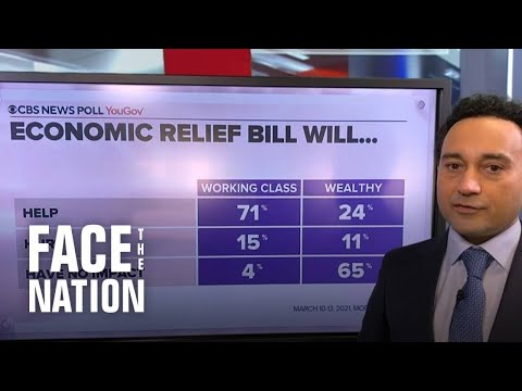 CBS News poll: Americans see better days ahead in pandemic and economy