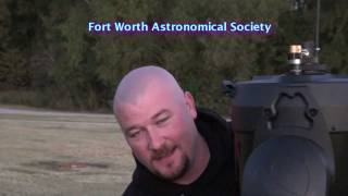 Amateur astronomer shares his hobby