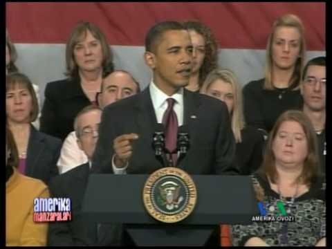 Avval iqtisod, keyin siyosat/Obama Business
