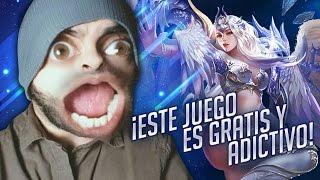¡ESTE JUEGO ES GRATIS Y ADICTIVO! | LEGACY OF DISCORD