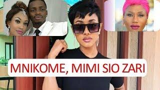 KIMENUKA! Mke Mtarajiwa Wa Diamond Apandisha Mashetani, Amefanya Kitendo hiki